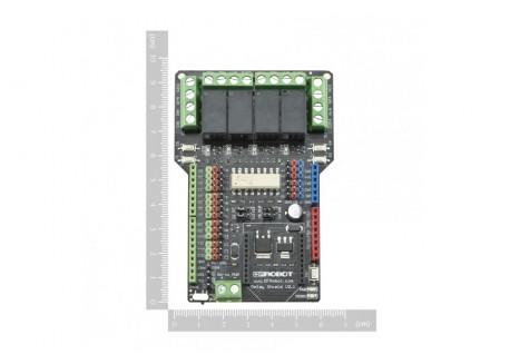 Relay shield para Arduino v2.1