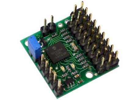 Controlador de servomotores Micro Serial