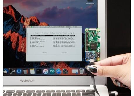 Adafruit PiUART para Raspberry Pi
