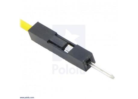 Conector tipo DuPont 1x3 (25 unidades)