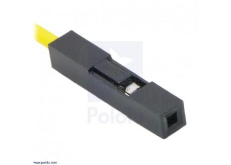 Conector tipo DuPont 2x4 (10 unidades)