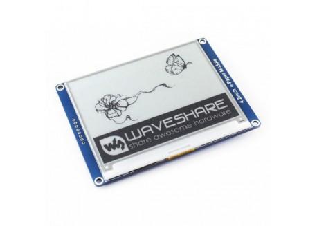 Pantalla E-Paper SPI 4.2' 400x300 (Monocromo)