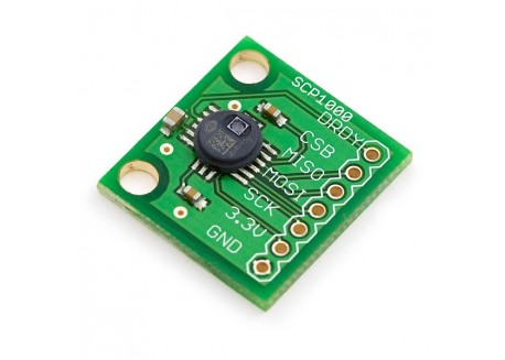 Sensor de presión barométrico SCP1000