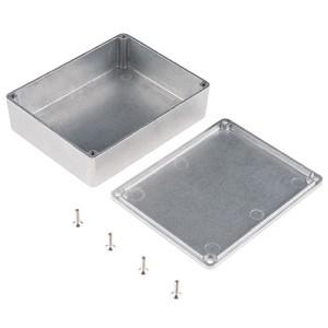 Caja de aluminio (120x94.5x34mm)