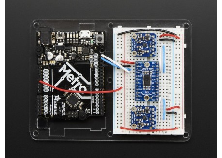 Multiplexor I2C TCA9548A