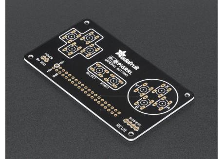 PiGrrl Gamepad PCB - 10 botones