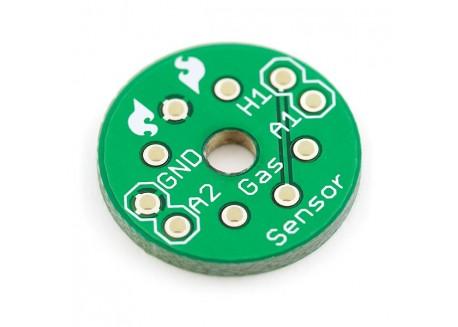 Placa para Alcoholimetro MQ-3