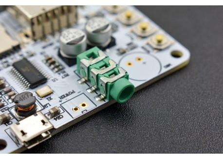 Módulo reproductor de audio Bluetooth