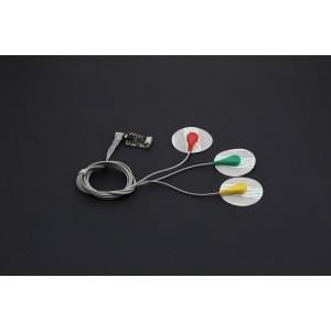 Sensor medidor de pulso para Arduino (ECG)