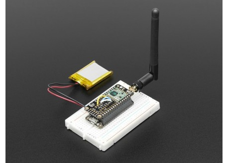 Adafruit LoRa Radio FeatherWing - RFM95W 900 MHz