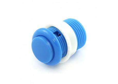 Boton pulsador Arcade Azul