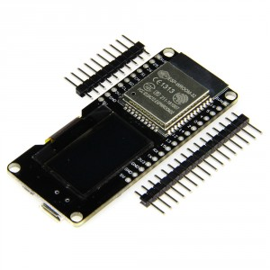 Wemos Wifi ESP32 OLED