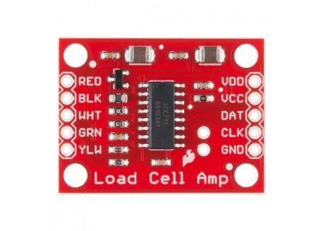 Amplificador células de carga HX711