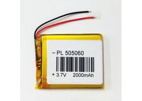 Pack de Baterías Lipo 3.7V - 2 valores