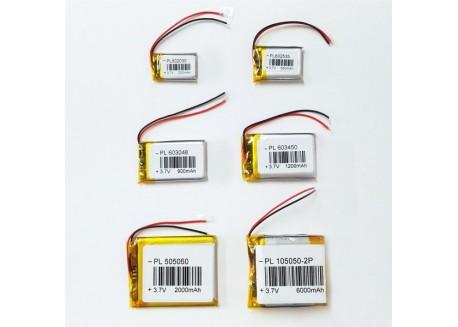 Pack de Baterías 3.7V