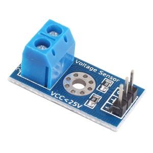 Sensor medidor de Voltaje hasta 25V - FZ0430