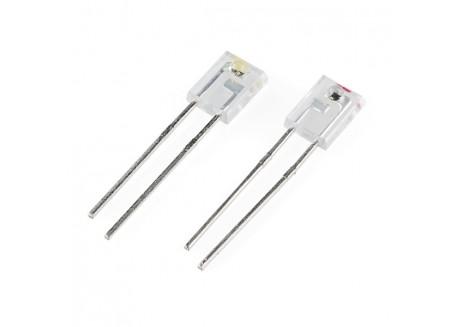 Kit emisor y receptor infrarrojo