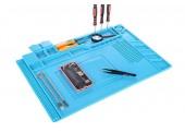 Tapete de silicona para reparaciones (45x30cm)