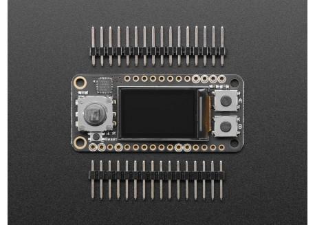Adafruit Mini TFT Color FeatherWing con Joystick