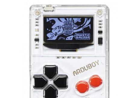 Consola retro portátil Arduboy