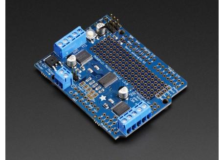 Adafruit Motor Shield para Arduino v2.3