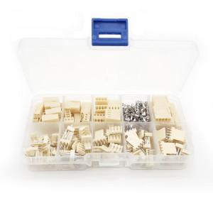 Kit de Conectores 2.54mm KF2510 - 60 unidades