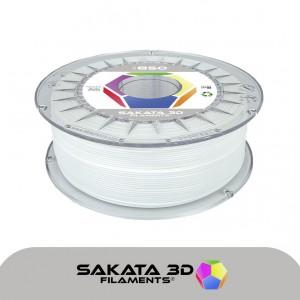 Filamento PLA 850 1Kg - Blanco