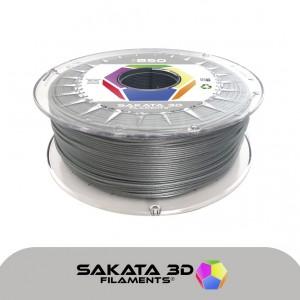 Filamento PLA 850 1Kg - Magic Silver. Sakata 3D