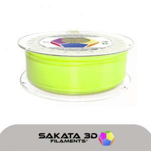 Filamento PLA 850 1Kg - Fluor Lima