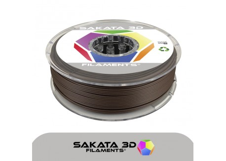 Filamento PLA 450g - Madera Roble