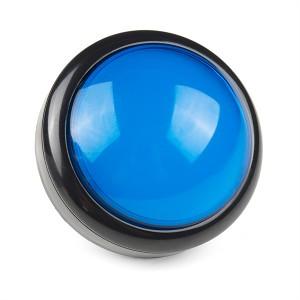 Pulsador Gigante (100mm) - Azul