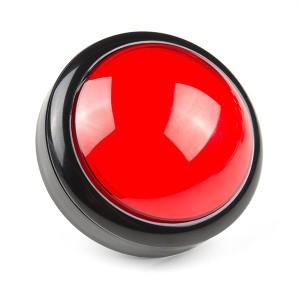 Boton Dome rojo