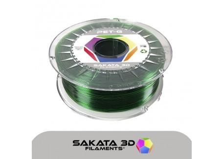 Filamento PET-G Esmeralda - 1Kg (1.75mm)