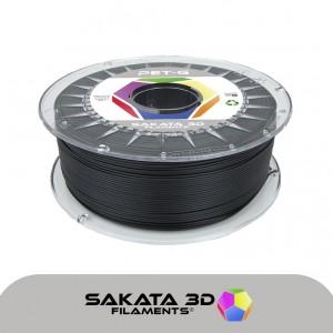 Filamento PET-G Negro - 1Kg (1.75mm)