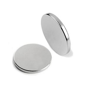 Disco Magnético de Neodimio - 32mm x 5mm