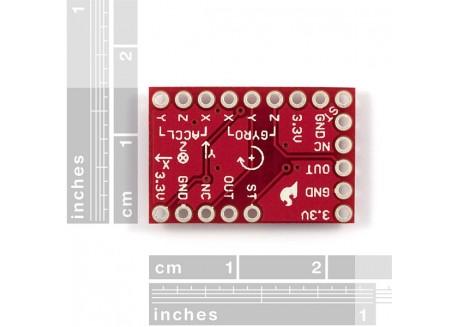 Sensor ArduPilot 6 DOF