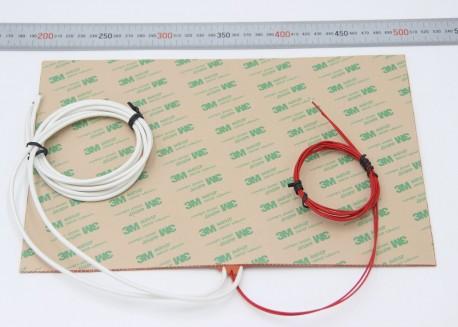 Cama caliente silicona 220V Keenovo 300x200 (600W)