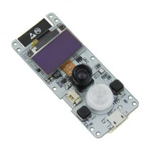 TTGO T-Camera ESP32 con OLED