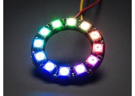 Anillo NeoPixel - 12 LEDs (WS2812)