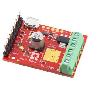 Controlador de motores PaP Tic T500 USB