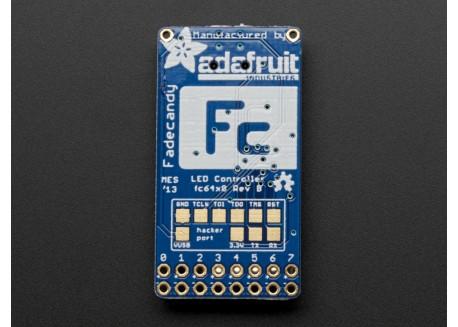 Controlador LED USB FadeCandy