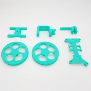 Kit piezas impresas robot Escornabot