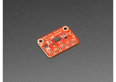 Acelerómetro 3 ejes ADXL343 (+-2g/4g/8g/16g)