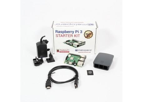 Kit oficial Raspberry Pi 3 B+ con NOOBS