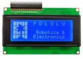 Pantalla LCD 20x4 caracteres