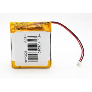 Batería LiPo 6000mAh / 3.7V - 105050