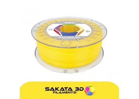 Filamento PLA 850 1Kg - Amarillo - Sakata 3D