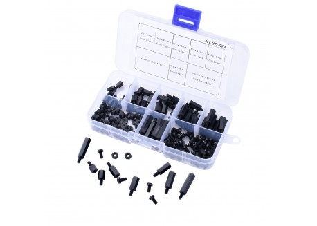 Kit Separadores de Nylon (160 unidades)