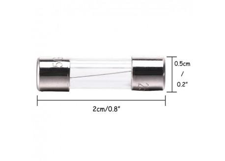 Kit Fusibles rápidos de cristal (100 unidades 10 valores)