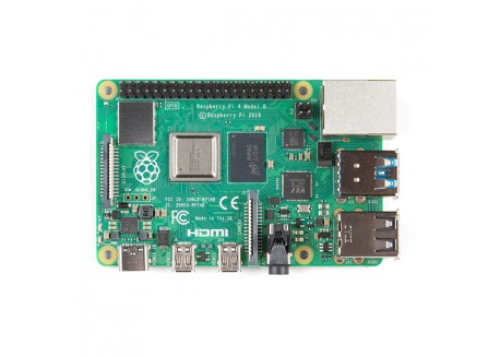 Raspberry Pi 4 Model B (4 GB)